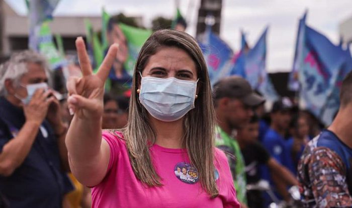 MOÍDOS DA REDAÇÃO: Ex-secretária de Saúde e esposa do prefeito de Boa Vista, é eleita vereadora em Campina