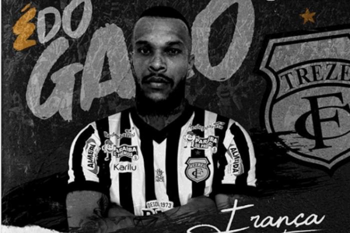 Treze anuncia contratação de ex-volante do Palmeiras
