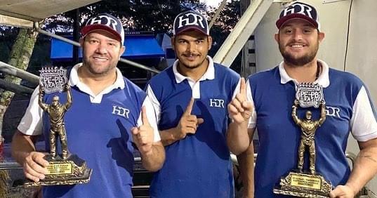 Serra-branquense se torna campeão de um dos principais circuitos de vaquejada do Brasil