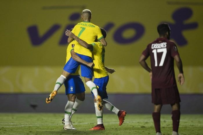Brasil tem sequência difícil nas eliminatórias da Copa do Mundo
