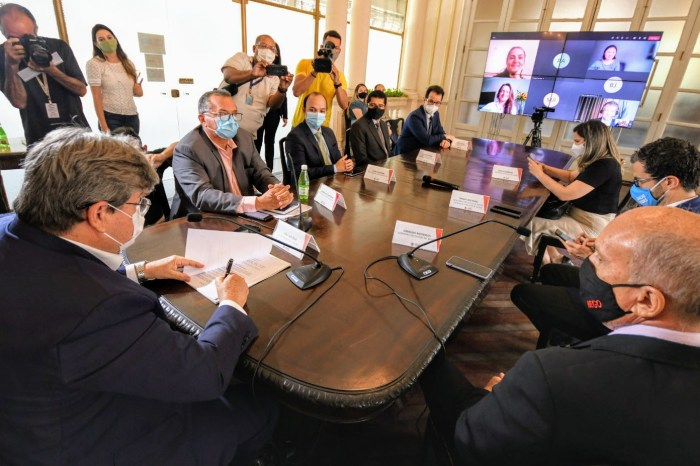 Contrato com o BID assegura US$ 56 milhões para a Saúde na PB