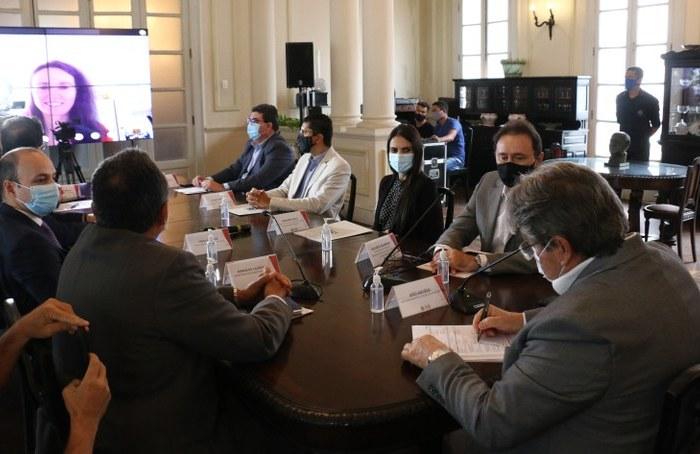Estado pega empréstimo com o Banco Mundial para obras de segurança hídrica