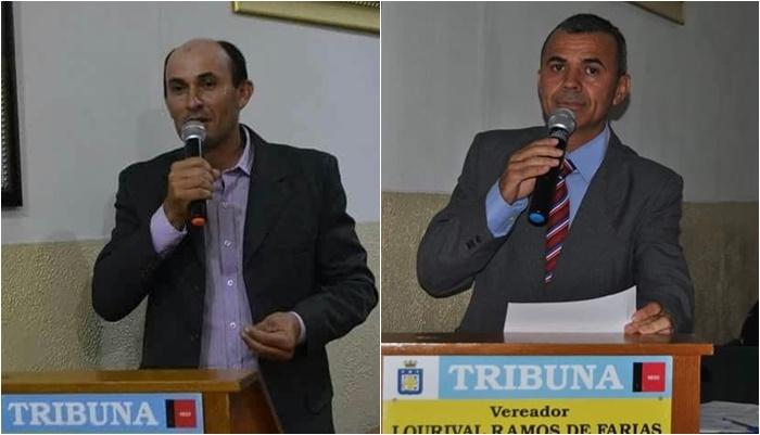 Robson Brito e Francisco Júnior são escolhidos para presidirem à Câmara de São João do Cariri nos próximos dois biênios