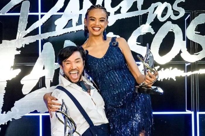 Lucy Ramos é a grande vencedora do Dança dos Famosos