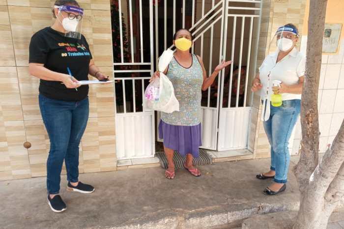 CRAS de Sumé realiza culminância de atividades do grupo de idosos