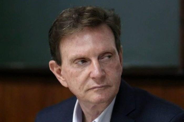 Prefeito do Rio de Janeiro é preso em operação da polícia e do MP