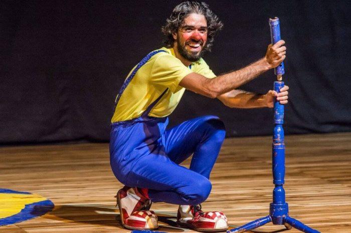 Cia Trupeçando de Sumé participa do Festival Chama Violeta