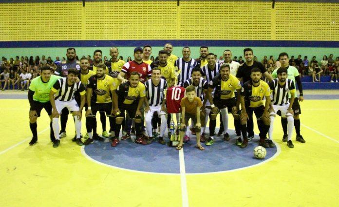 Desportistas realizam jogo beneficente e arrecadam ajuda financeira para o atleta caririzeiro Mikael