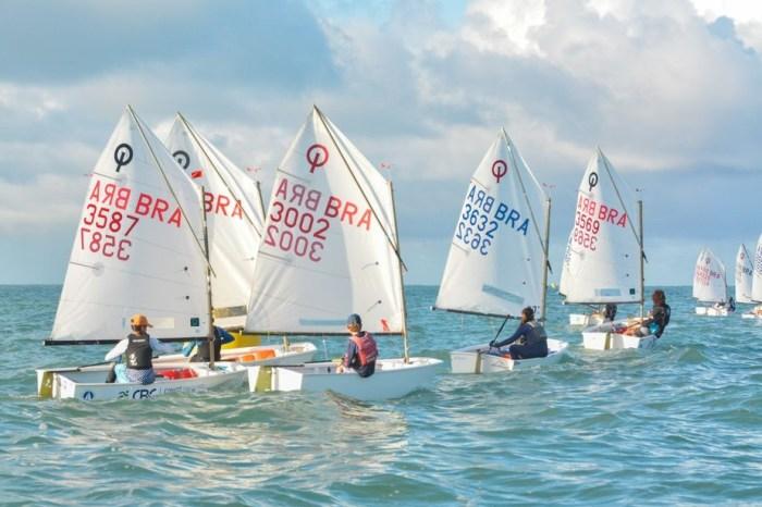 Paraibano de Optimist vai reunir velejadores de 9 a 13 anos em JP