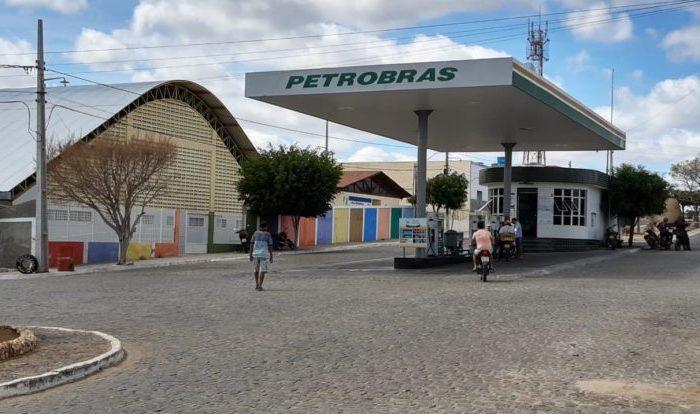 Pela quarta vez só este ano, Posto de Combustível em Cabaceiras é alvo dos criminosos