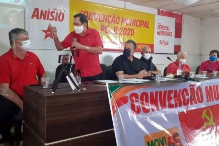 Em reação à Nacional, dirigentes do PT estudam renúncia coletiva em JP