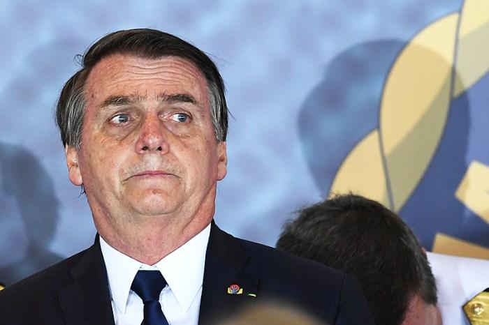 MOÍDOS DA REDAÇÃO: Líderes religiosos protocolam na Câmara pedido de impeachment de Bolsonaro