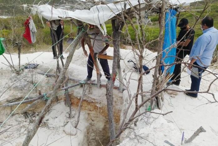 Trabalhadores são resgatados de condições análogas à escravidão