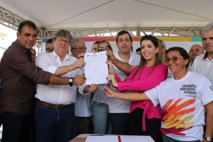 Parceria entre gestão municipal e governo do estado gera conquista de novos benefícios para Monteiro