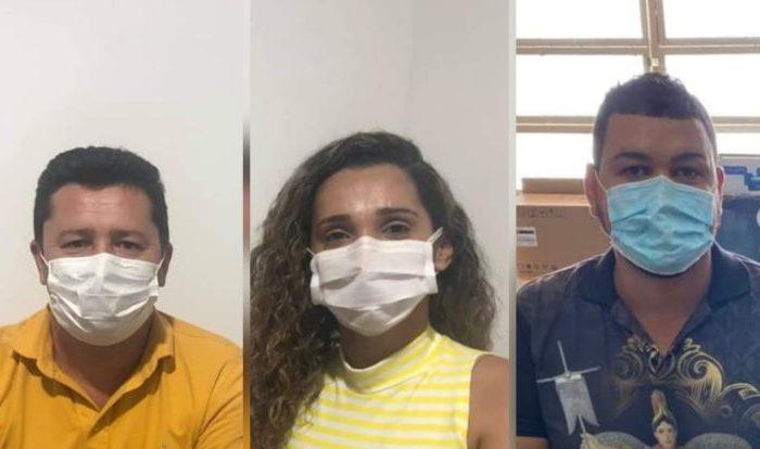 Prefeito de Barra de São Miguel anuncia novos secretários