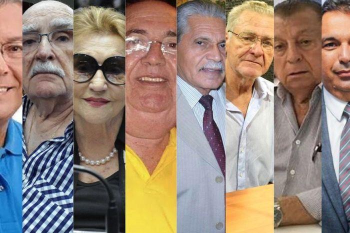 Em 2020, 23 políticos na Paraíba morreram vítimas de covid-19, infarto, AVC e câncer