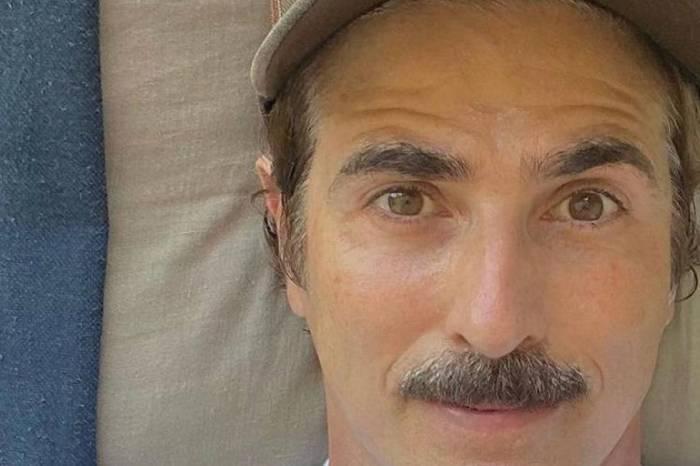 Fãs fazem piada com bigode de Reynaldo Gianecchini nas redes