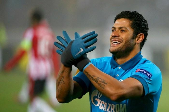 Atlético-MG confirma contratação de Hulk para temporada 2021