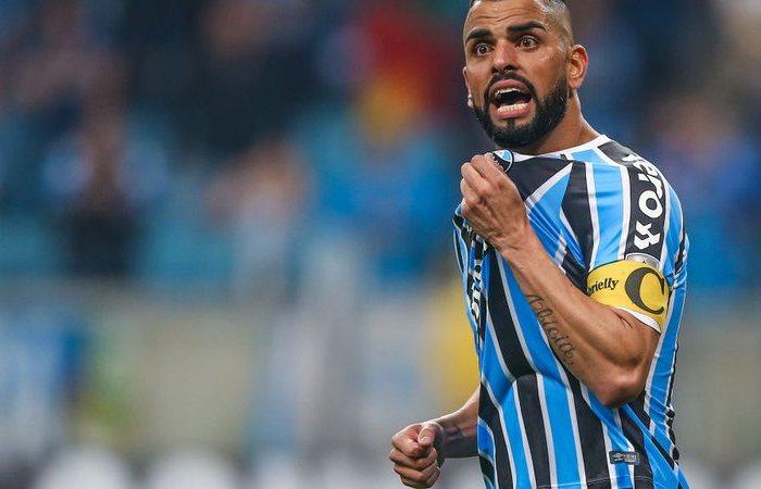 Garotos da seletiva do VF4 recebem apoio de volante do Grêmio