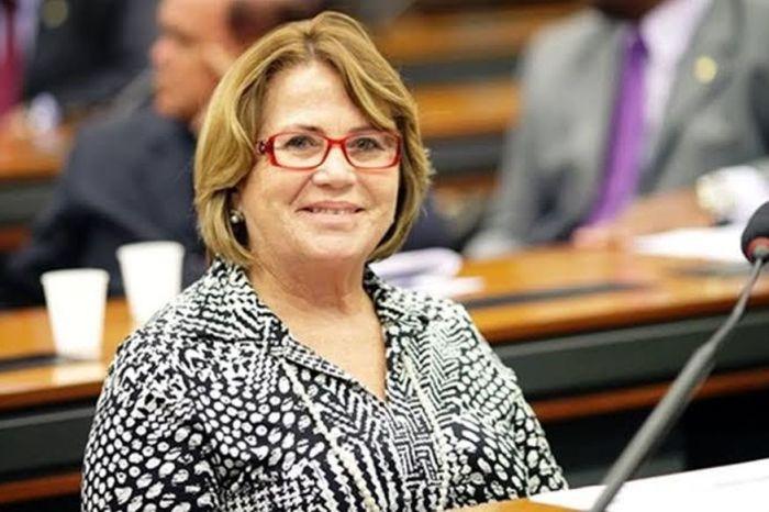 Nilda Gondim assume cargo de senadora da Paraíba após licença de José Maranhão