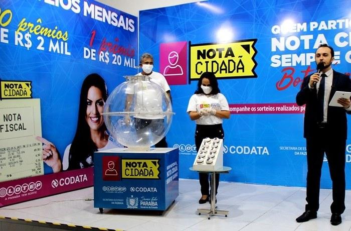 Nota Cidadã: compras em fevereiro concorrem a R$ 60 mil em prêmios em dinheiro