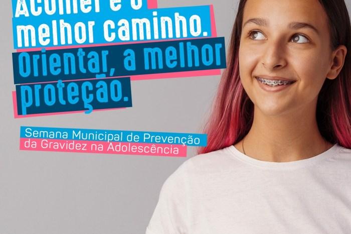 Desenvolvimento Social de Monteiro realiza Semana de Prevenção da Gravidez na Adolescência