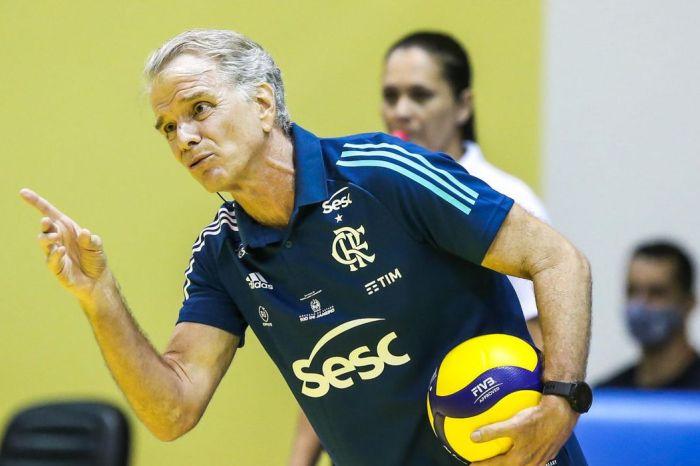 Brasileiro é anunciado como técnico da seleção francesa de vôlei