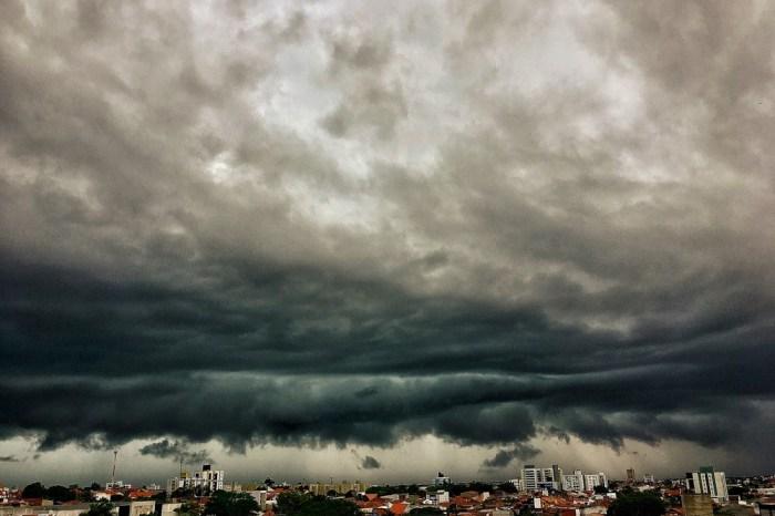 Paraíba tem 85 cidades incluídas em alerta de perigo potencial por chuvas intensas