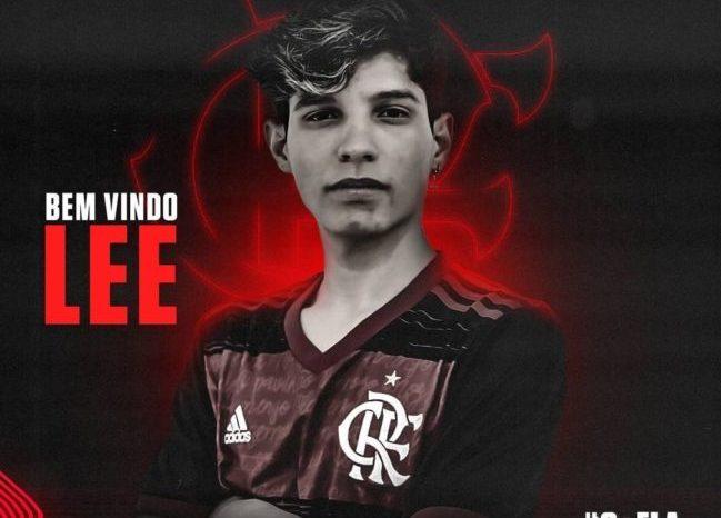 Flamengo anuncia o Monteirense Lee, como reforço para a Liga Brasileira de Free Fire