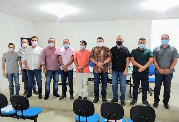 Prefeito Felício Queiroz é eleito novo presidente do Consórcio São Saruê