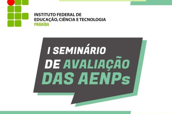 IFPB promove seminário virtual sobre as atividades não presenciais dias 07 e 08 de abril