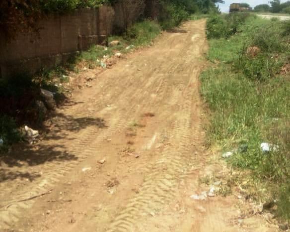 Agricultura realiza reparos na estrada que liga a BR 412 ao Sítio do Meio e localidades vizinhas