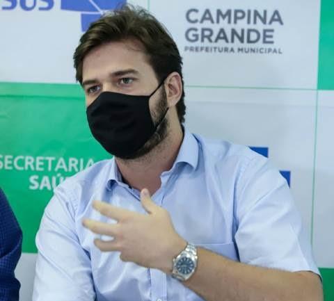 Mau exemplo: Juiz determina que prefeito de Campina Grande cumpra Decreto Estadual contra a Covid-19