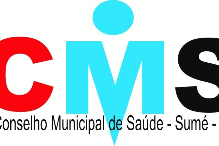 Prazo para inscrições do Conselho Municipal de Saúde de Sumé encerra dia 12