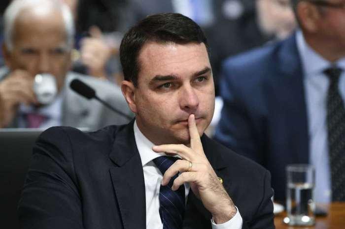 MP recorre de anulação de quebras de sigilos de Flávio Bolsonaro