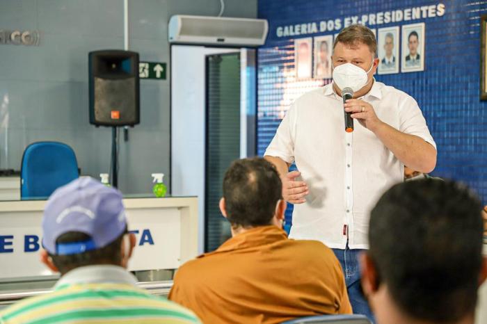 Prefeito de Boa Vista apresenta novas regras restritivas em reunião com religiosos e comerciantes