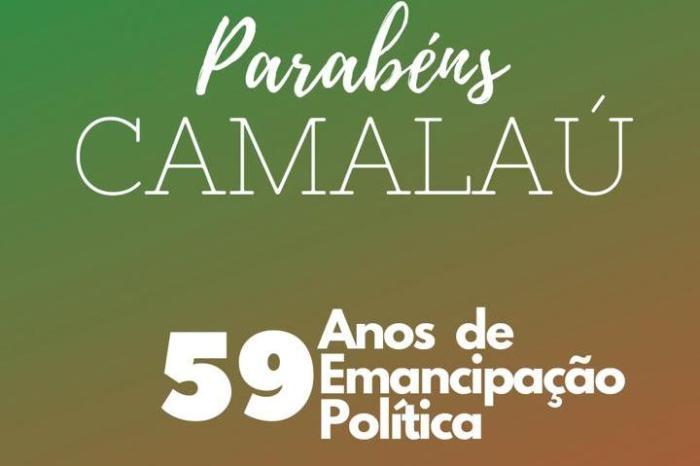 Vereadora parabeniza o município de Camalaú pelos 59 anos de emancipação política