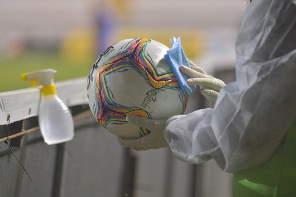 Catarinense será paralisado a partir desta quinta por conta da grave situação da pandemia