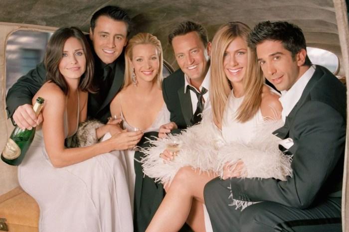 Especial de 'Friends' será filmado em abril, diz David Schwimmer