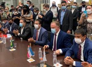 Governadores do NE contestam Bolsonaro e insistem em união de forças para superar pandemia