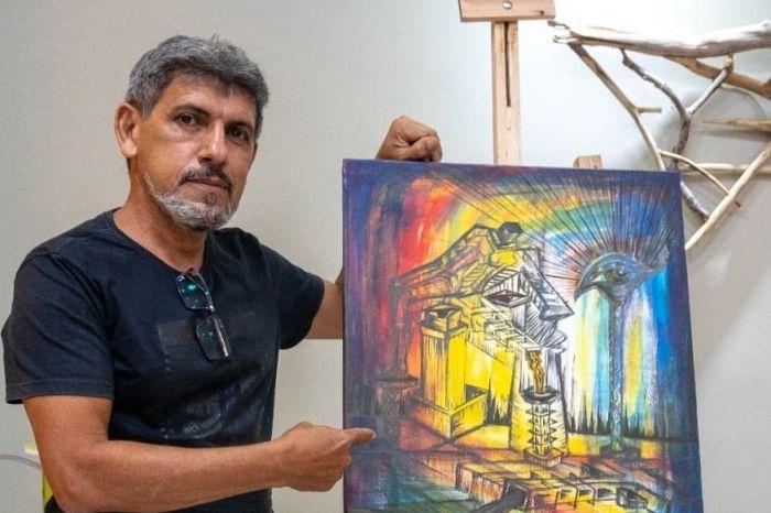 Morre vítima de Covid-19 o artista plástico Jandy Rocha
