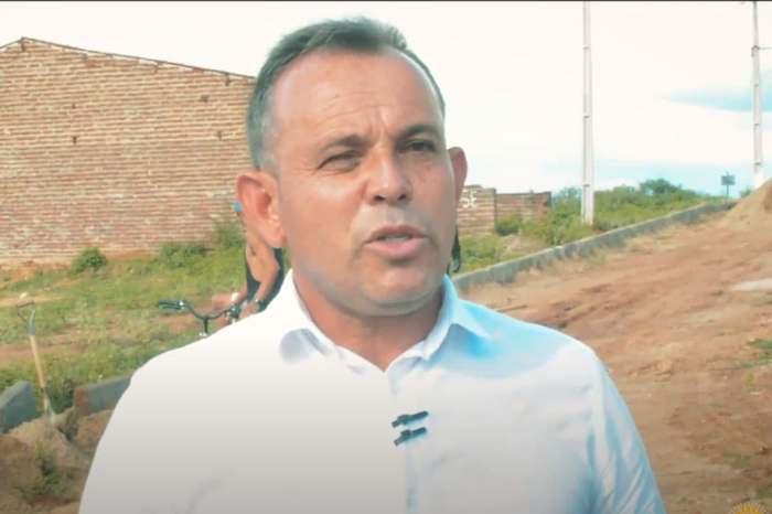Em Livramento: Prefeito anuncia maior pacote de pavimentações da história do município