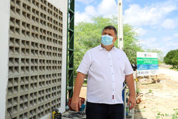 Prefeito André Gomes anuncia entrega de quadra poliesportiva e nova farmácia básica no aniversário de Boa Vista