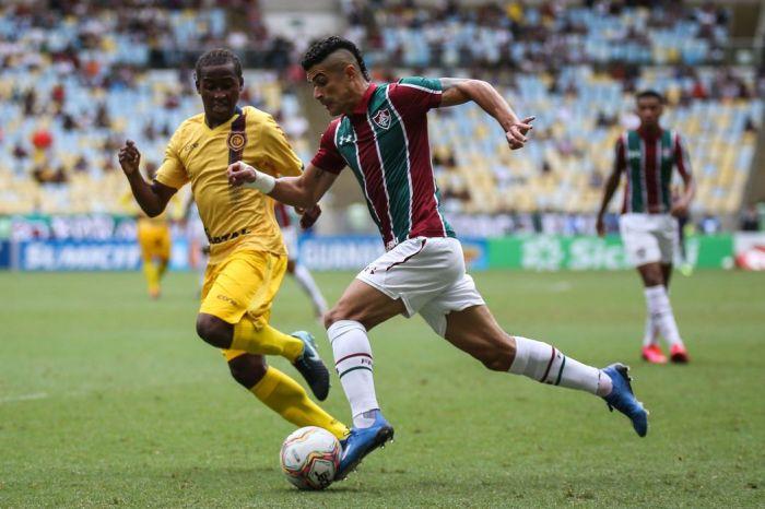 Após estreia na Libertadores, Fluminense enfrenta Madureira no Carioca