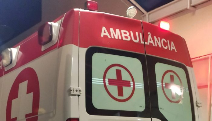 Jovem fica ferido após acidente envolvendo animal em Monteiro