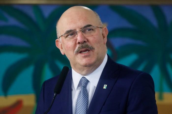 Ministro da Educação vem à Paraíba na próxima segunda-feira e cumpre agenda na UFPB