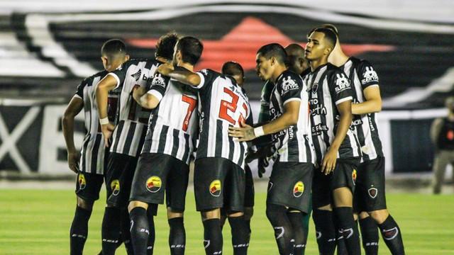 Botafogo-PB vence o Treze e mantém aproveitamento no Paraibano