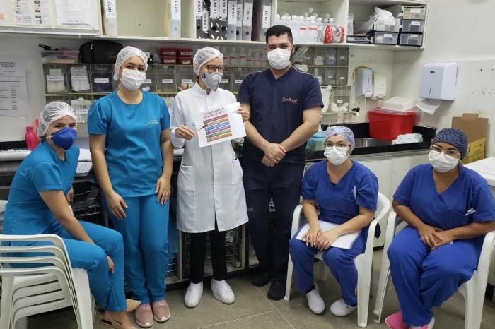 Mês de Segurança do Paciente é lembrado no Complexo de Patos com vasta programação educativa