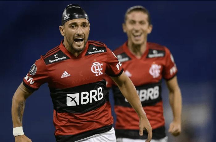 Flamengo vence o Vélez de virada no primeiro jogo da fase de grupos da Libertadores