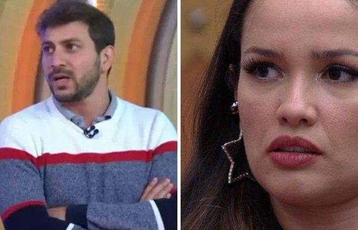 """Detonado pelos fãs de Juliette após o BBB21, Caio solta o verbo em programa de TV: """"Não tenho raiva dela"""""""